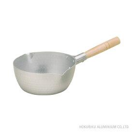 味ごころ 雪平鍋 16cm雪平鍋 片手鍋 鍋 日本製 軽い アルミ 和食 丈夫 長持ち