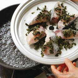우 웽빤 + 찌는 찜 생선 찜 플레이트 튀김 볶음 냄비 냄비