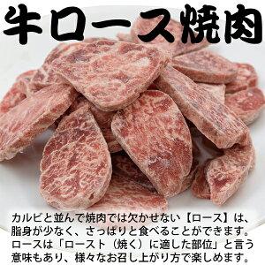 ロース焼肉