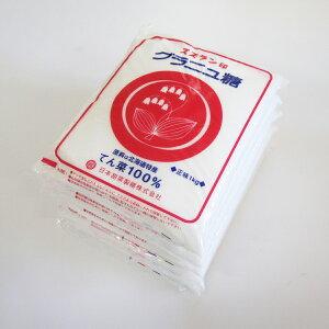 スズラン印 グラニュー糖 てんさい 5kg (1kg×5) ビート糖 甜菜糖 砂糖 北海道産 てんさい糖 日本甜菜製糖 ニッテン