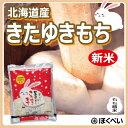 きたゆきもち 5kg (1kg×5袋) 送料無料 北海道産 もち米 北海道米 30年産