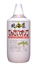 北海道産の天然甘味料 サクラ印 北海道 てんさいオリゴ 1kg【ラフィノース】【オリゴ糖】【加藤美蜂園】【てんさい糖】