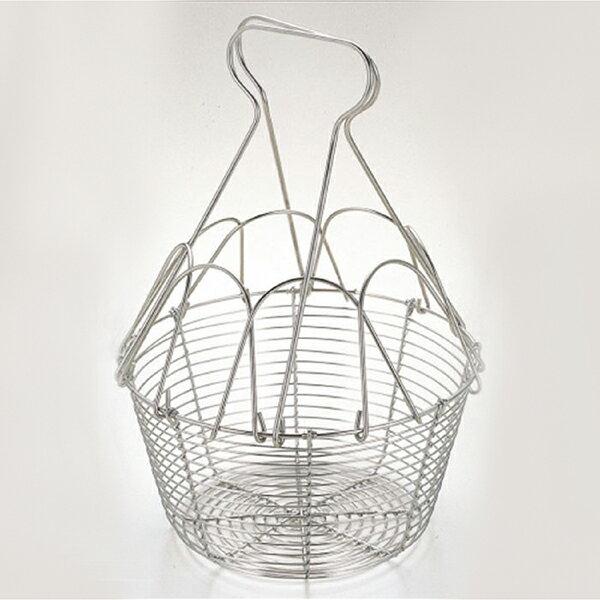 KOBO AIZAWA / 工房アイザワRetractable Basket shallow開閉バスケット 浅型