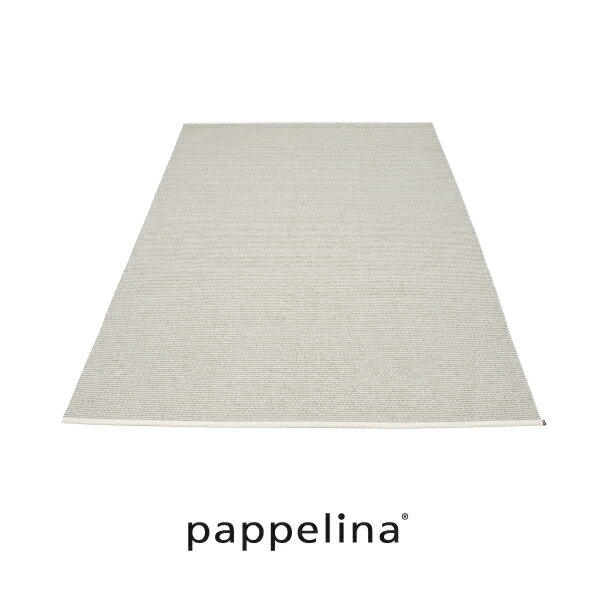 pappelina パペリナpappelina社 正規販売店Mono Knitted Rugモノ ラグマット140-200(1/2)