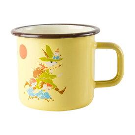 Moomin ムーミン Muurla ムールラ ホーローマグ ( ヴィンテージ / スナフキン / 370ml ) 【北欧雑貨】