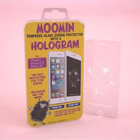Moomin ムーミン doCover ドゥカバー iPhone画面保護 強化ガラスフィルム ( Stinky / iPhone 5 )【北欧雑貨】