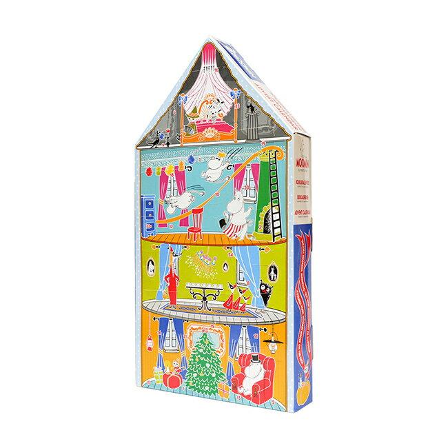 Moomin ムーミン クリスマス フィギュア アドベント カレンダー ( 24個セット / 2017 )【北欧雑貨】