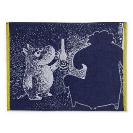 Moomin ムーミン Finlayson フィンレイソン フェイスタオル ( ご先祖さま / 50×70cm )【北欧雑貨】