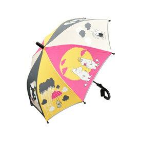 Moomin ムーミン キッズ長傘 ムーミン イエロー / ピンク【北欧雑貨】