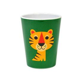 OMM-design Ingela インゲラ メラミンタンブラー (Tiger / タイガー)【北欧雑貨】