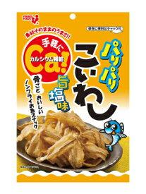 井上食品 パリパリこいわし 旨塩味 大袋36g 20個 (宅配80サイズ)