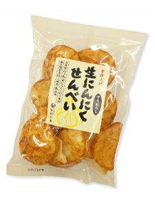 松村 生にんにくせんべい 110g 12個(1ケース)