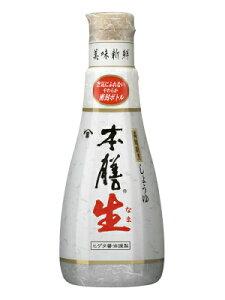 ヒゲタ 本膳 生 200ml 6本(1ケース)