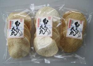 富山湾新湊産100% 白えび大丸 6枚 10袋(1ケース)