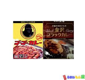 ゴーゴーカレー(2食入)&キッチンユキ 金沢ブラックカレー