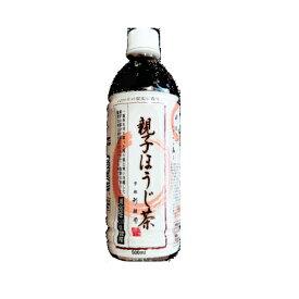 【送料無料】京都利休園 親子ほうじ茶 500mlPET 24本入 1ケース 【ほうじ茶】【SSS】