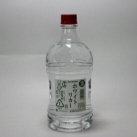 ねこ印 梅酒・果実酒用 ペットボトル 35% ホワイトリカー 1.8L 焼酎甲類