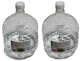 大量に漬けたい方に おすすめ 梅酒・果実酒用 ホワイトリカー ホクリク ホワイトリカー 35% 5.4L 梅3kg用 12Lペットボトル入り 2本セット 焼酎甲類 【同梱不可】