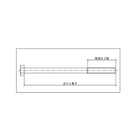 YKKAPオプションウォールエクステリアバルコニールシアス:貫通ボルト