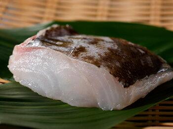 【同梱専用】道東産「寒」真鱈の切り身3切入(1切100〜120g前後)【A】