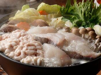 【冬季限定】【4〜5人前】道東産「寒」真鱈の切り身とたち(白子)鍋セット※お届け日のご指定はできません。【A】