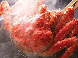 「蟹の匠」茹で上げ!本タラバガニ2.4kg前後(急速冷凍)【A】