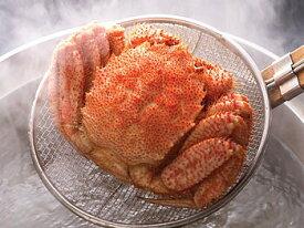 「蟹の匠」茹で上げ!毛がに350g前後(急速冷凍)【A】