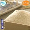 【送料込】【減農薬】北海道美唄産「おぼろづき」白米5kg入【雪蔵工房】【H】