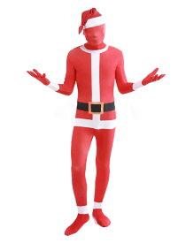 全身タイツおもしろい 服 オレンジ マルチカラー レッド 人気者 なりきり 大人用 zentaiアイテム(着脱簡単)フロントジッパー 忘年会 クリスマス会 大人用 メンズ レディース パーティー パーティーグッズ ハロウィン