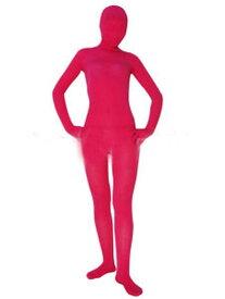 全身タイツおもしろい 服 ピンク 人気者 なりきり 大人用 zentaiアイテム(着脱簡単)フロントジッパー 忘年会 クリスマス会 大人用 メンズ レディース パーティー パーティーグッズ ハロウィン