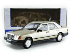 【送料無料】ホビー 模型車 車 レーシングカー メルセデスベンツmcg 118 mercedes benz 260 e w124 1984 18098go