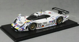 Porsche 911 GT1-24h Le Mans 1998-Alzen//Muller//Wollek-Minichamps 1:43