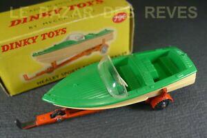 【送料無料】ホビー 模型車 車 レーシングカー ボートスポーツトランスミッションdinky toys gb bateau healey sport ref 796 boite