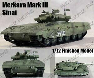 【送料無料】ホビー 模型車 車 レーシングカー イスラエルシナイタンクモデルisrael idf mbt merkava iii sinai 172 finished tank easy model