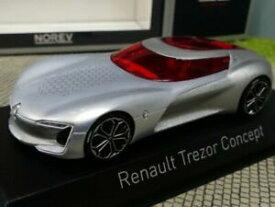 【送料無料】ホビー 模型車 車 レーシングカー ルノーパリコンセプトサロン143 norev renault trezor concept salon de paris 2016 517961