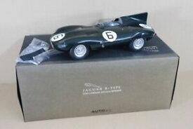 【送料無料】ホビー 模型車 車 レーシングカー タイプルマンジャガーパッケージスケールautoart 12062 1955 jaguar d type 6 le mans gagnant 112 echelle emballe nu
