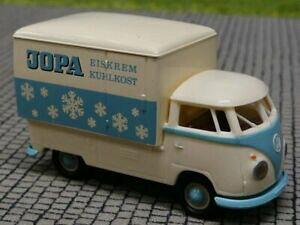 【送料無料】ホビー 模型車 車 レーシングカー #スーツケース187 brekina 2083 vw t1 b jopa glacee agglomeration valise 32454