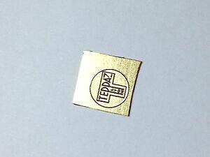 【送料無料】ホビー 模型車 車 レーシングカー ペレットロゴintrouvable pastille logo teppaz neuve envoi monde entier