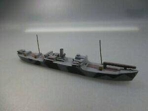 【送料無料】ホビー 模型車 車 レーシングカー ボートモデルカムフラージュモデルwiking modele de bateau guerre urgence camouflage modele nr5 nh25