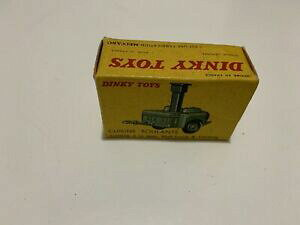 【送料無料】ホビー 模型車 車 レーシングカー ローリングキッチンフランスfrench dinky toys 823 cuisine roulant comme neuf boxed