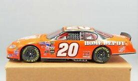 【送料無料】トニースチュワートスケール#ホーム・デポの故郷エディション車の稀Tony Stewart 1/24 Scale #20 Home Depot Hometown Edition Car 1 of 288 - RARE