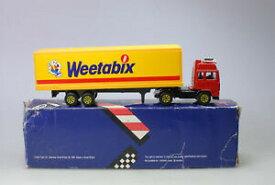 【送料無料】ホビー ・模型車・バイク レーシングカー コーギーオリジナルボックスweetabix articulated by corgi 164 with original box, from 1985 ***