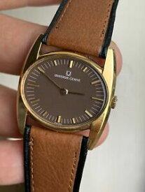 【送料無料】腕時計 ヴィンテージレディースユニバーサルジュネーブハンドワインディングウォッチスイスquirky vintage ladies universal geneve handwinding watch swiss made 28,5mm