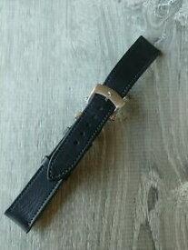 【送料無料】腕時計 ゼニスクラスプスチールポリッシュホディンキーレザーストラップzenith deployment clasp steel polished 18mm w hodinkee 19mm leather strap