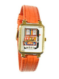 【送料無料】腕時計 ヴィンテージロニカスロットマシンクォーツスイスvintage ronica slot machine quartz wrist watch swiss parts nos 1873m