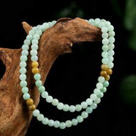 【送料無料】ジュエリー・アクセサリー ナチュラルジェイドジェイドパールチャームネックレス500mm certd 2 couleurs 100 naturel a jade jadeite 5mm perle charm collier