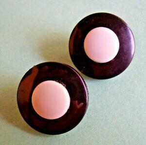 【送料無料】ジュエリー・アクセサリー クリッププラスチックイヤリングw353 boucles doreilles clips plastique