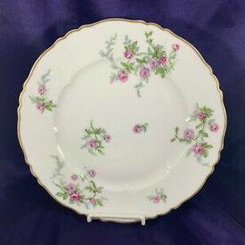 【送料無料】キッチン用品・食器・調理器具・陶器 ハビランド・シルビア・ホワイトルイ世ディナープレートHaviland SYLVIA WHITE (LOUIS XIV) Dinner Plate 10 3/8