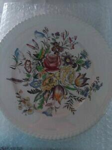 【送料無料】キッチン用品・食器・調理器具・陶器 ウィンザーは「ガーデンブーケ」ディナープレートを着用 Vtg 2 JB WINDSOR WEAR GARDEN BOUQUET DINNER PLATES 10