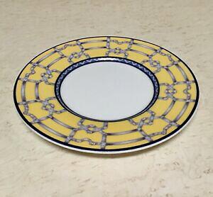 【送料無料】キッチン用品・食器・調理器具・陶器 かわいい宮殿ガーデンソーサープレートによるコベントリーイエロー装飾コレクションプリティCute Palace Garden Saucer Plate By Coventry Yellow Deco